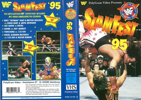 Slamfest 95 (WWF Wrestling)