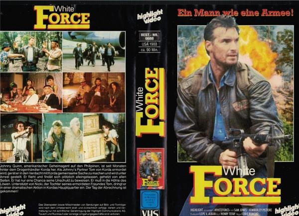 White Force - Ein Mann wie eine Armee