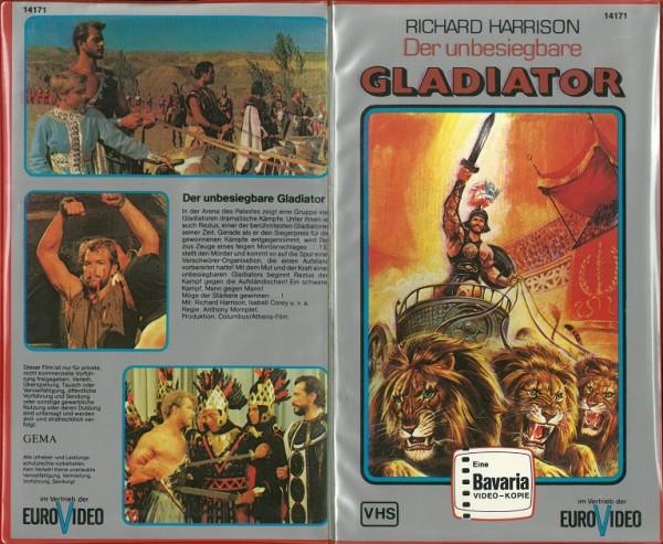 unbesiegbare Gladiator, Der