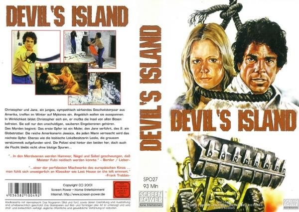 Devil´s Island - Die Teuflischen der Insel (Screen Power)