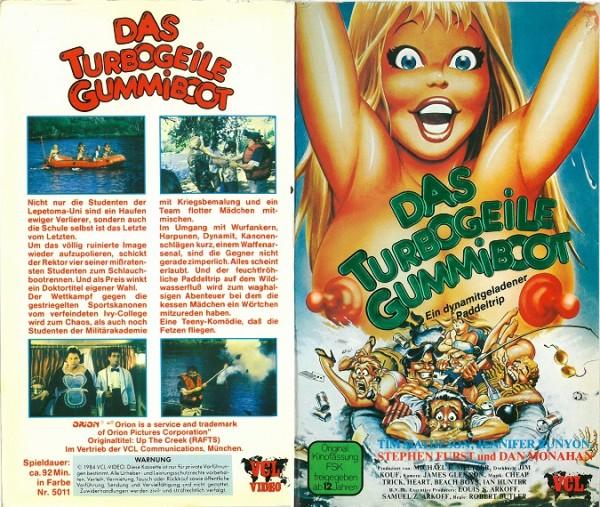 turbogeile Gummiboot, Das (Hartbox)