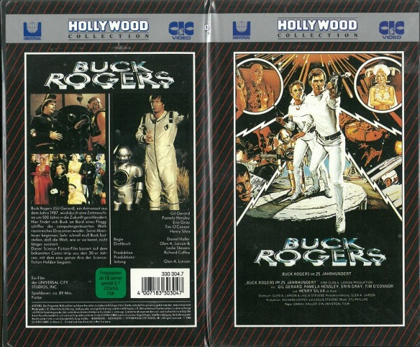 Buck Rogers (Hollywood Collection)