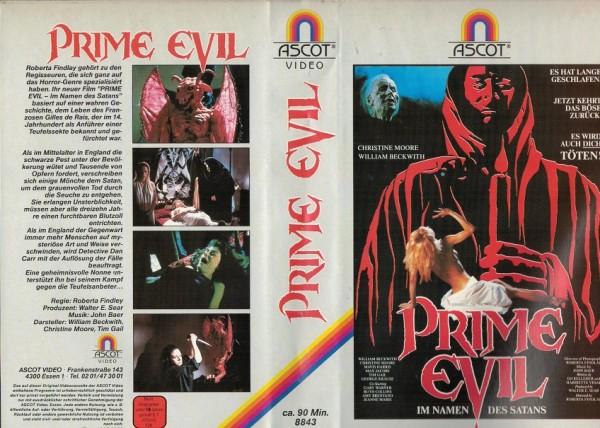 Prime Evil - Im Name des Satans