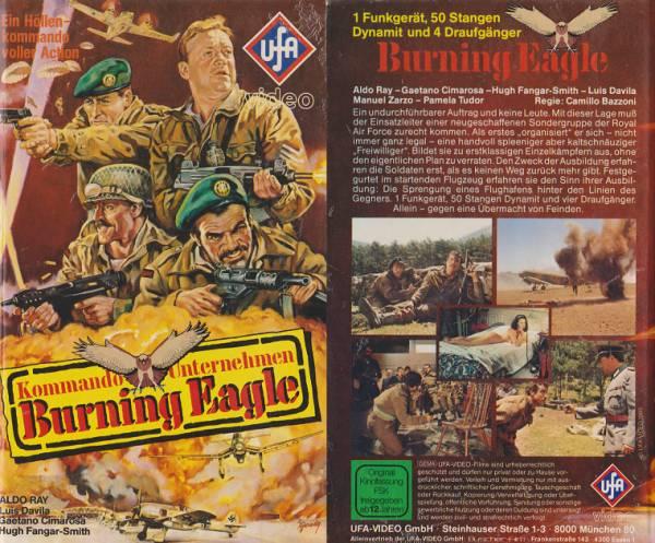 Kommandounternehmen - Burning Eagle