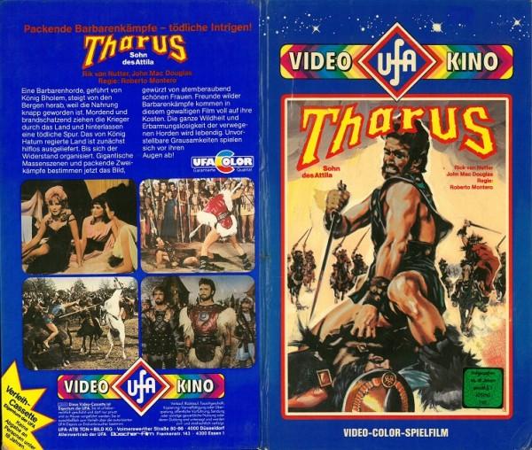 Tharus - Sohn des Attila (Hartbox Sterne)