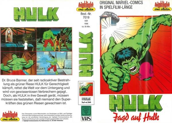Jagd auf Hulk - Der unglaubliche Hulk (TV Serie)