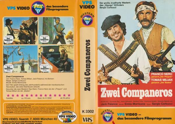Lasst uns töten, Companeros - Zwei Companeros