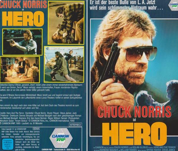 Hero - Der Supercop