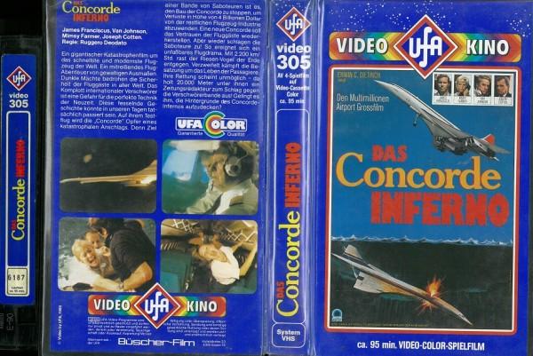 Concorde Inferno, Das (Softbox VK)
