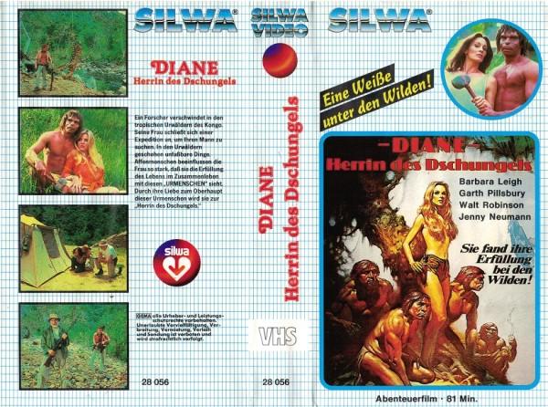 Diane - Herrin des Dschungels (Silwa weiss)