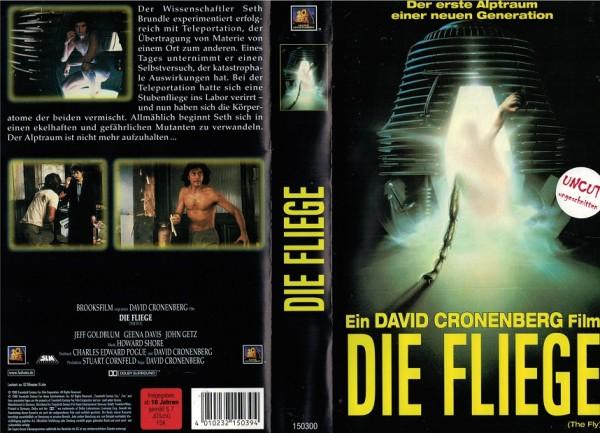 Fliege, Die - The Fly (Fox Neuauflage)