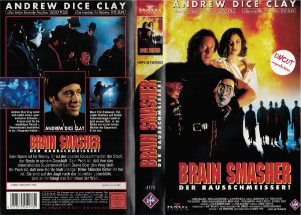 Brain Smasher - Der Rausschmeisser