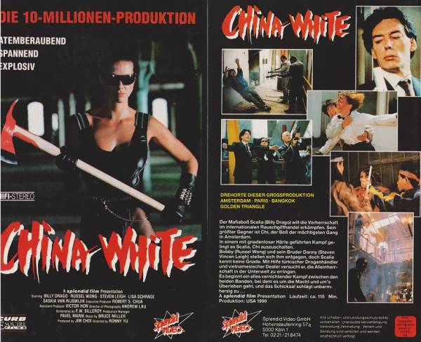 China White (Hartbox)