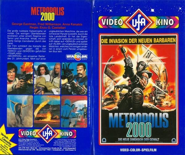 Metropolis 2000 (Hartbox Sterne)