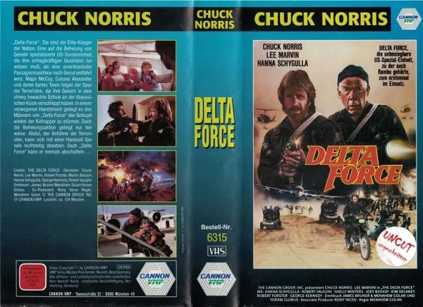 Delta Force (VMP Kaufkassette)
