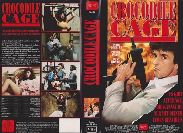 Crocodile Cage