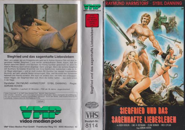 Siegfried und das sagenhafte Liebesleben (VMP)