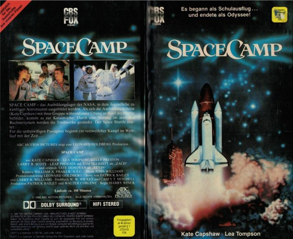 Space Camp (Hartbox)