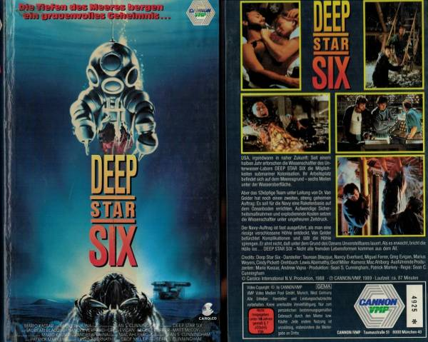 Deep Star Six (Hartbox)