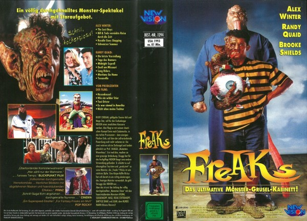 Freaks - Freaked