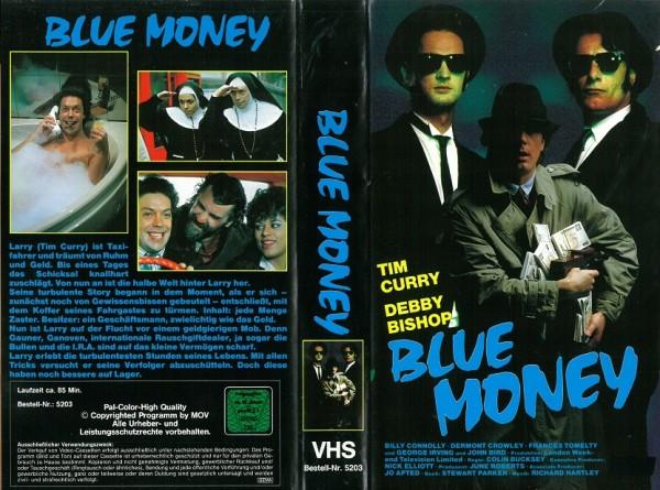 Blue Money - Die Jagd nach dem Schwarzgeld (MOV Video)