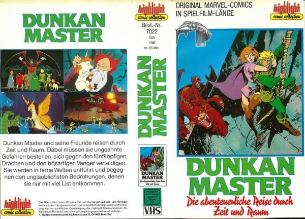 Dunkan Master - Die abenteuerliche Reise durch Zeit und Raum (TV Serie)
