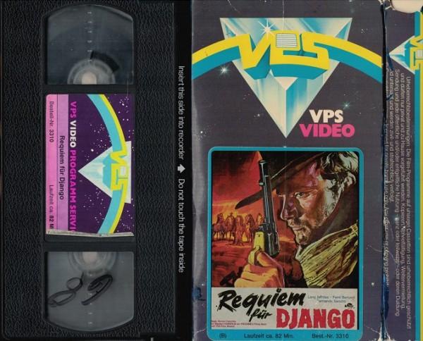 Requiem für Django (VPS Pappe)