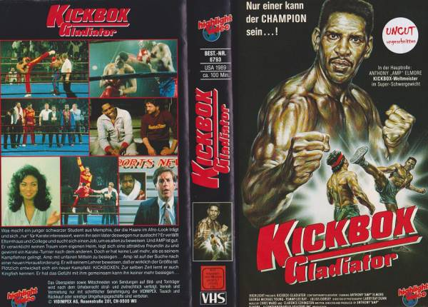 Kickbox Gladiator