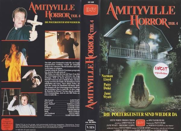 Amityville Horror 4 - Die Poltergeister sind wieder da
