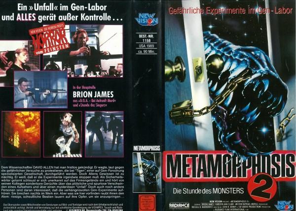 Metamorphosis 2 - Die Stunde des Monsters