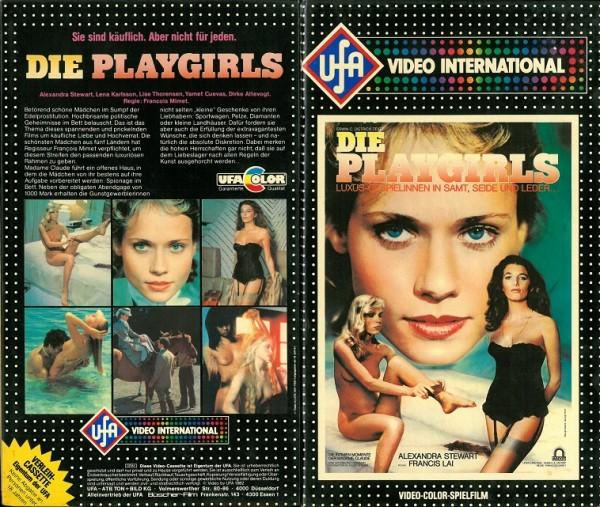 Playgirls, Die - Die intimen Momente der Madame Claude (Hartbox Punkte)
