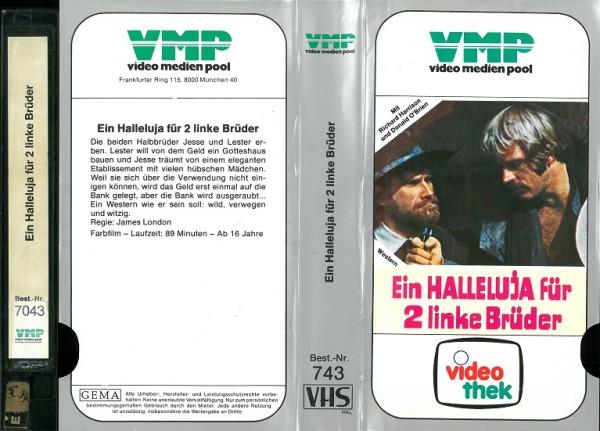 Ein Halleluja für 2 linke Brüder (VMP Glasbox)