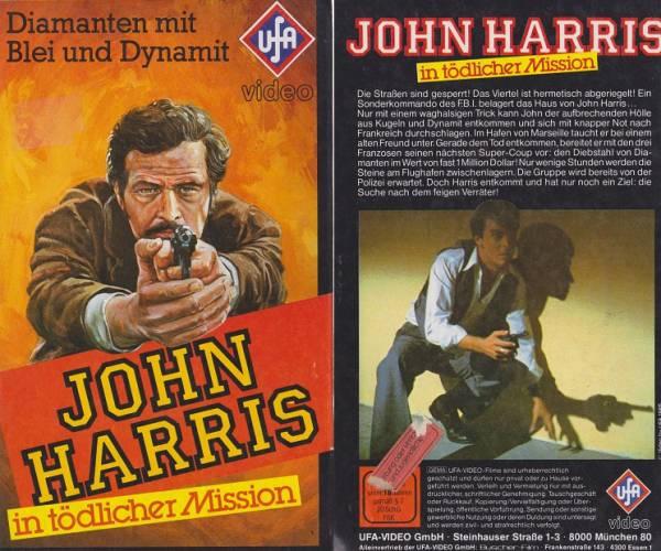 John Harris in tödlicher Mission