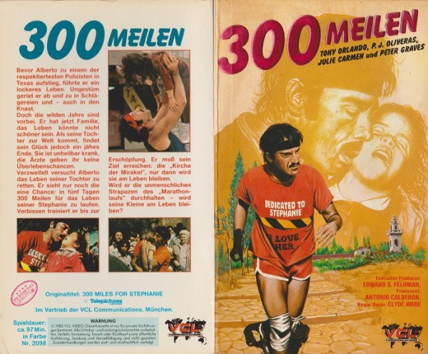 300 Meilen - 300 miles for Stephanie (Hartbox)