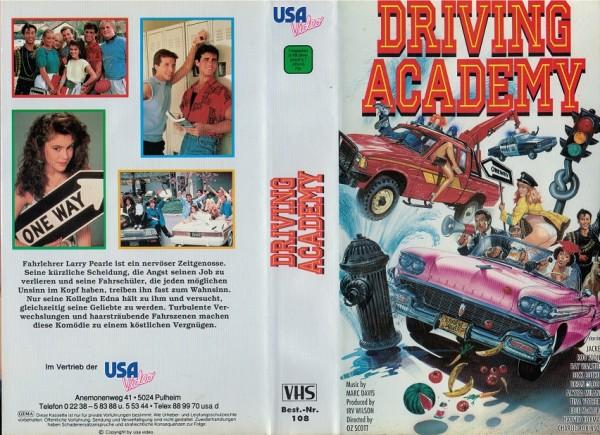 Driving Academy - Crash Course