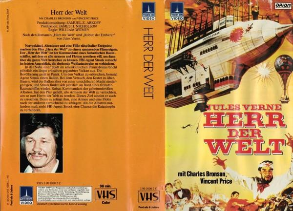 Herr der Welt - Jules Verne