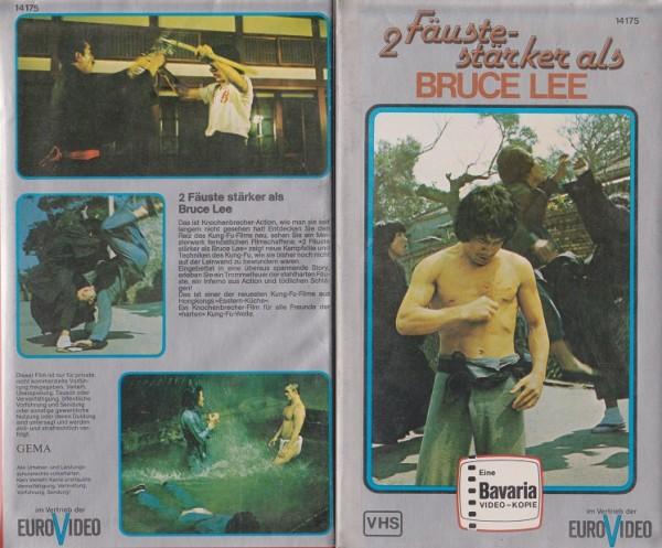 2 Fäuste stärker als Bruce Lee - Meister aller Klassen 3 (Bavaria)