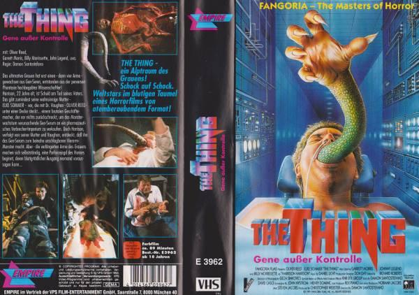 Thing - Gene außer Kontrolle, The