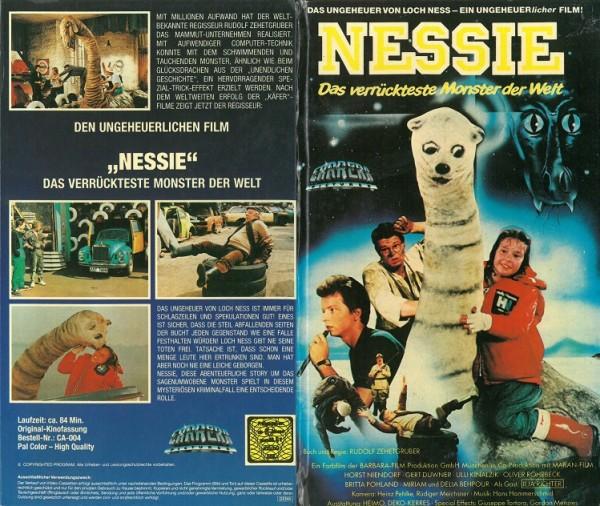 Nessie - Das verrückteste Monster der Welt (Hartbox)