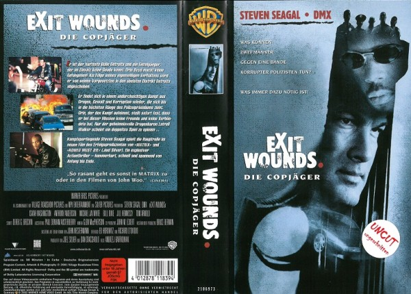 Exit Wounds - Die Copjäger (VK)