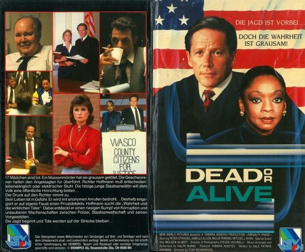 Dead or Alive - Die Jagd ist vorbei .. (Hartbox)