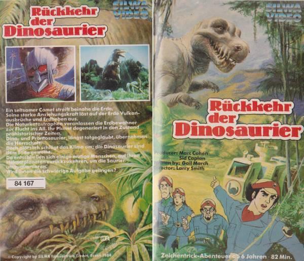 Rückkehr der Dinosaurier