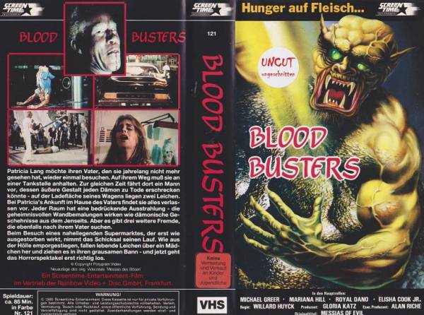 Blood Busters
