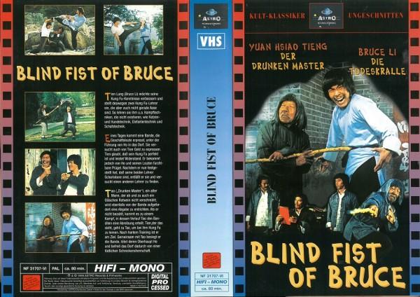Blind Fist of Bruce - Wir sind die grössten Knochenbrecher - Harte Faust und weiche Birne