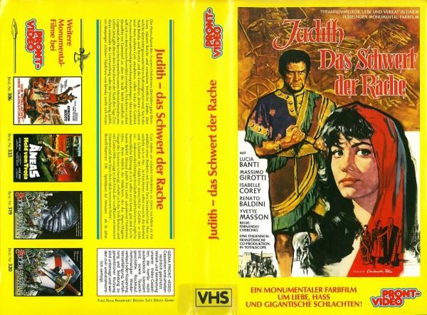 Judith - Das Schwert der Rache (Pront)