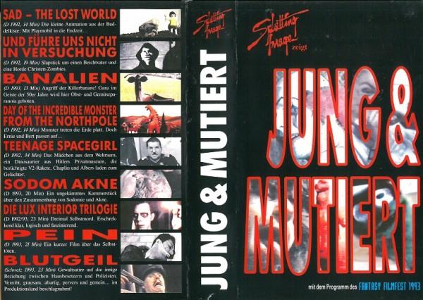 Jung & Mutiert - Splatting Image VHS