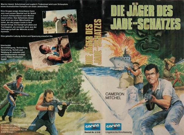 Jäger des Jade-Schatzes, Die - Raw Force