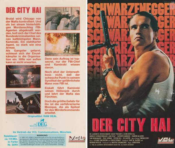 City Hai, Der (Hartbox)