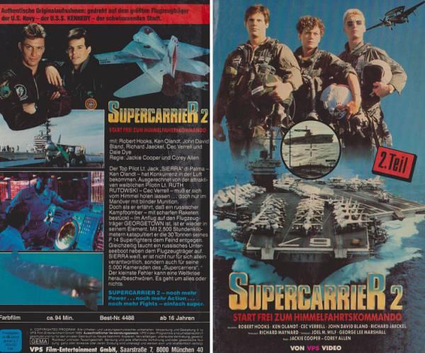 Supercarrier Teil 2