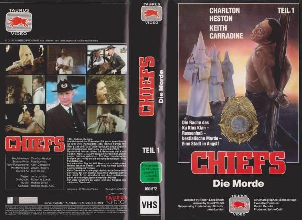 Chiefs - Die Morde (Teil 1)